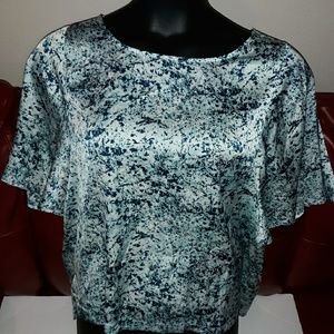 Batwing Blouse New York and Company